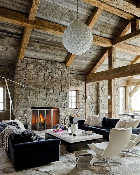 the best rustic living room ideas for your home inspiration for diy rustic decor in your entire home