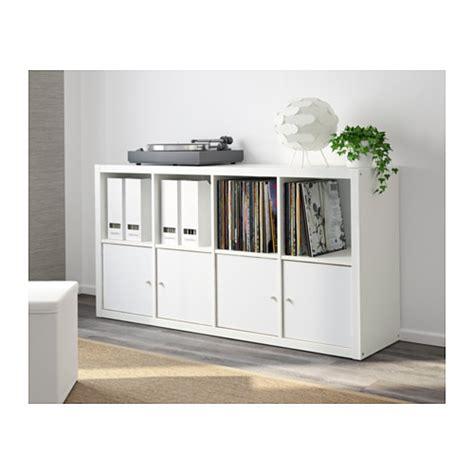 Ikea Kallax Scaffale by Libreria Scaffale 77x147 Bianco Ikea Kallax Ex Expedit Ebay