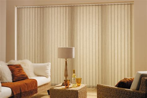 Window Treatments Vertical Blinds by Five Window Covering Solutions For Your Sliding Door