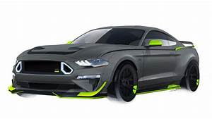Ford Mustang RTR Spec-5 by Vaughn Gitten Jr. is 750 hp limited edition   Autoblog