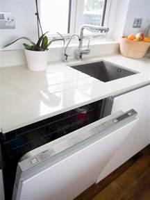 cheap diy kitchen backsplash white granite countertops hgtv