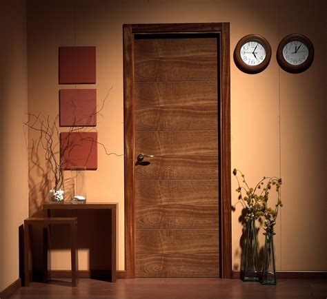 Beauty Solid Wood Interior Doors  All About House Design