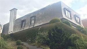 Perche Telescopique Nettoyage Toiture : nettoyage d 39 une toiture en eternit quel est le danger r el ~ Premium-room.com Idées de Décoration