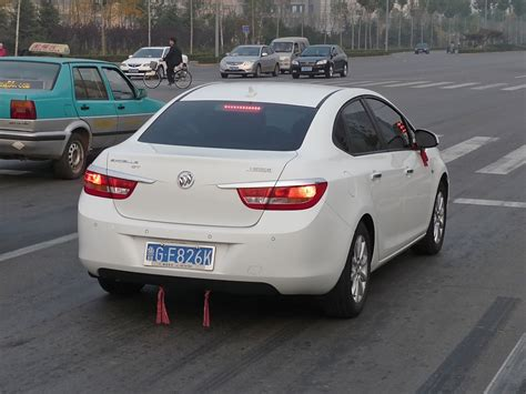 Buick Astra by Buick Excelle Opel Astra In Stufenheck Ausf 252 Hrung In