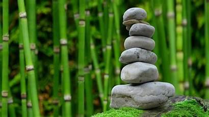 Bamboo 4k Stones