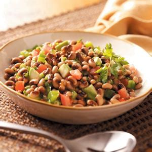 cuisine r騏nion disney restaurant recipes boma black eyed pea salad