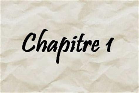 chapitre 1 le commencement behappy