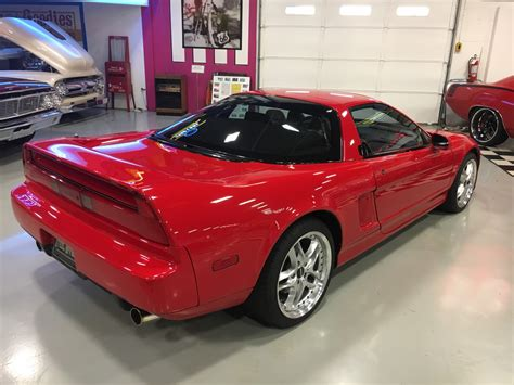 1995 acura nsx for sale in arvada co jh4na1182st000174