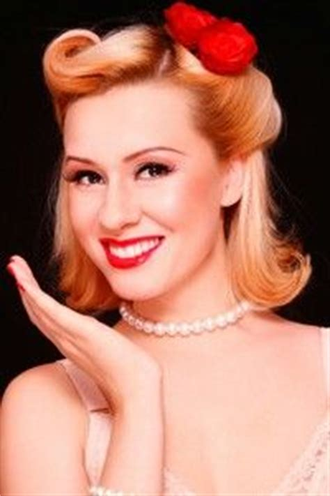 Easy 1950s Hairstyles by 50s Hairstyles Ideas To Look Classically Beautiful The