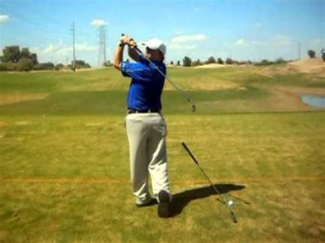 Better Golf Swing by Gateway To Better Golf Swing Plane The Finish