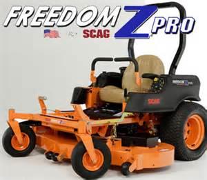 Scag Freedom Z