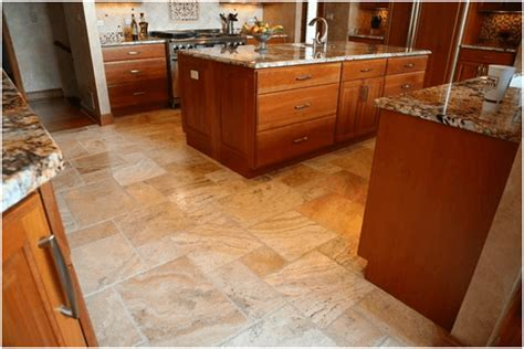 How To Tile A Kitchen Floor by 15 Different Types Of Kitchen Floor Tiles Extensive