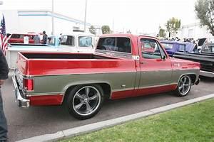 Custom 87 Chevy