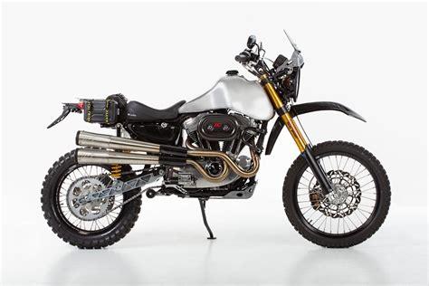 Harley-davidson Sportster, La Moto Con Un Kit Diventa