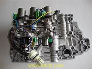 1999 Mazda Protege Shift Solenoid Replacement