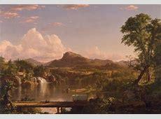 New England Scenery, Frederic Edwin Church Springfield