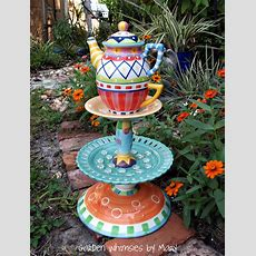 Whimsical Garden Art Photograph  This Whimsy By Mary Brings