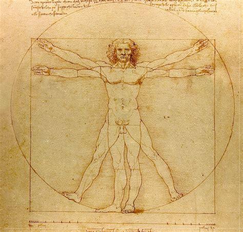 L'homme De Vitruve Par Léonard De Vinci Novembre 2016