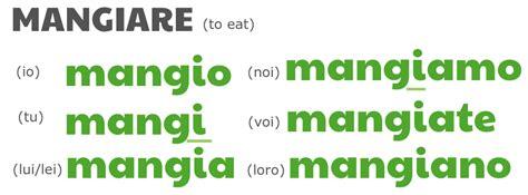 didattichiamo italian present tense  verbs
