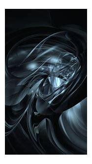 3d Black Wallpaper - WallpaperSafari
