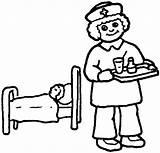 Nurse Coloring Colouring Nurses Clipart Outline Doctors Clip Doctor Cartoon Male Template Nursing Cliparts Clipartbest Printable Popular Attribution Forget Link sketch template