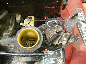 Craftsman Lawn Mower Choke Spring On Pictures To Pin On Pinterest