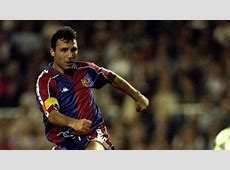 Hristo Stoichkov ex Barcelona player Goalcom