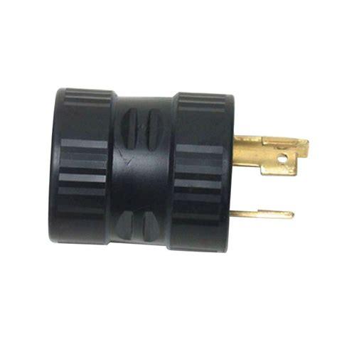 marinco 125 volt rv adapter l530p rv30r the home depot