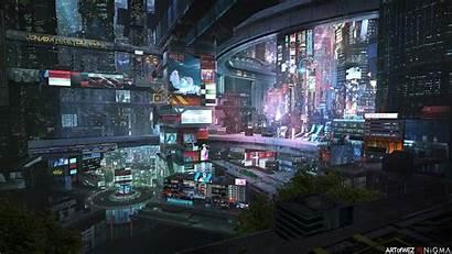Cyberpunk Future Wallpapers Wallpaperaccess Xpost Another Backgrounds