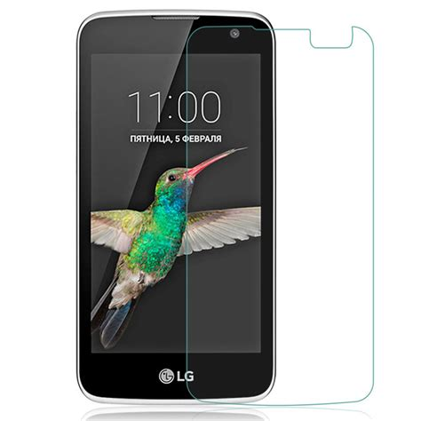 tempered glass lg k5 screen protector سایمان دیجیتال