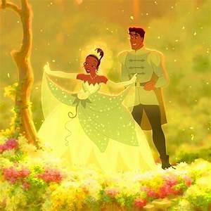 Princess Tiana & Prince Naveen, The Prince & the Frog ...