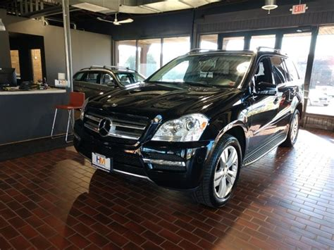 The gl450 and gl550 trims both come with v8 engines, and critics reported that both. 2012 Mercedes-Benz GL-Class 4MATIC 4dr GL 450   Highgate Motors of Barrington