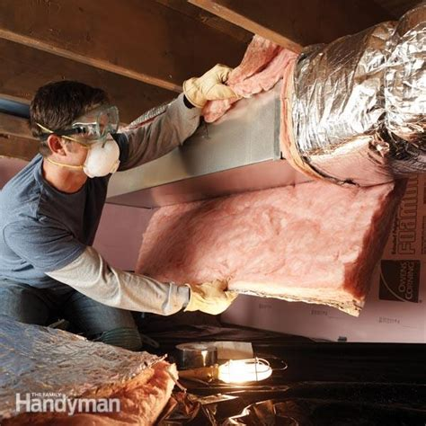 save money  insulating crawl space ducts