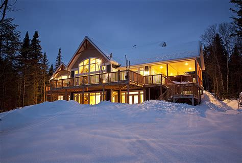 Chalet A Louer Dans Charlevoix by Chalet Charlevoix Qu 233 Bec Chalet De Luxe 224 Louer Dans Charlevoix