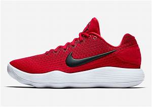 "NIKE HYPERDUNK 2017 LOW ""TEAM RED"" RELEASE DATE 