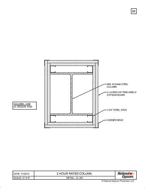 Ul 2 Hour Floor Ceiling Assembly Integralbookcom