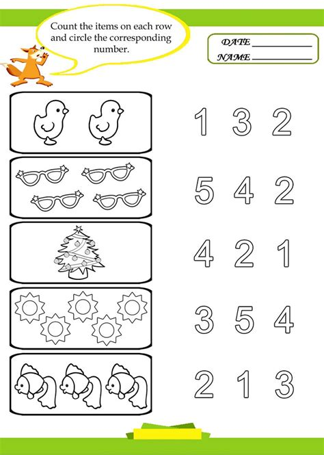 free preschool worksheets activity shelter 268 | free preschool worksheets counting