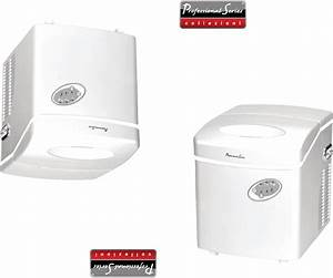 Professional Series Ice Maker Ps78121 User Guide