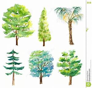 Bilder Bäume Gemalt : gemalte b ume stock abbildung illustration von hand 76875484 ~ Orissabook.com Haus und Dekorationen