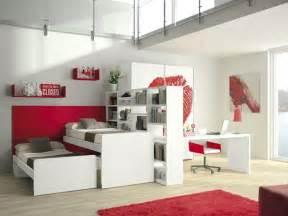couleur chambre garcon 50 idées pour la décoration chambre ado moderne