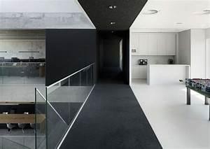 Bold, Industrial Office Design for Media Agency