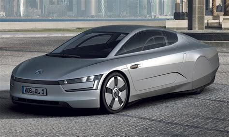 Volkswagen To Unveil One-seat Electric Car