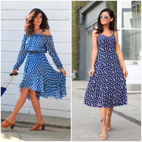 14 Cute Spring Dresses - Sazan