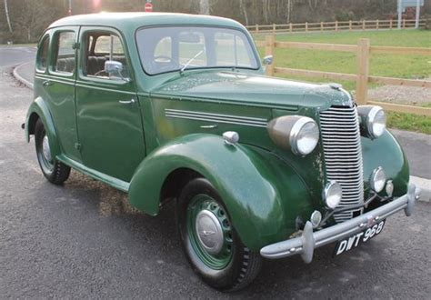 1939 Vauxhall 14/6 Charming J Type Saloon For Sale