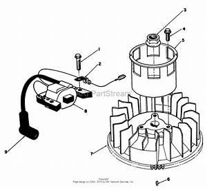 Lawn Mower Magneto Diagram