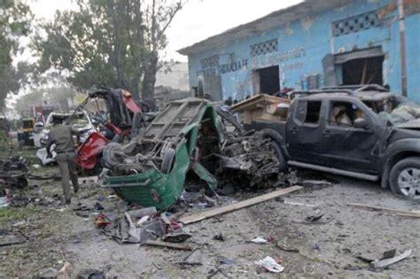 siege auto legislation mogadishu car bomb hotel siege leave 23 dead in somalia