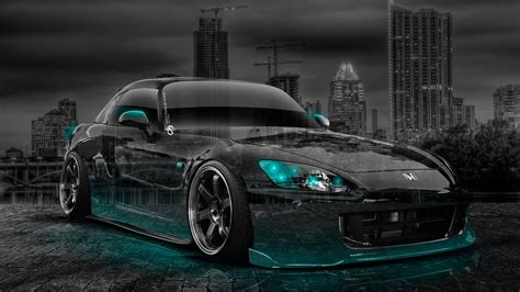 Honda City 4k Wallpapers by Honda S2000 Jdm City Car 2014 El Tony