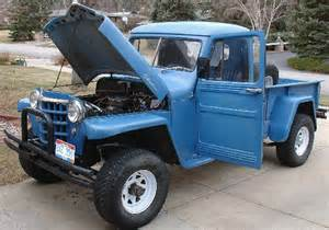 1951 Willys Jeep Truck for Sale