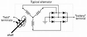 Automotive Alternator Ac Circuits
