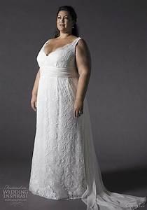 wedding dresses for second time brides plus size With plus size second wedding dresses